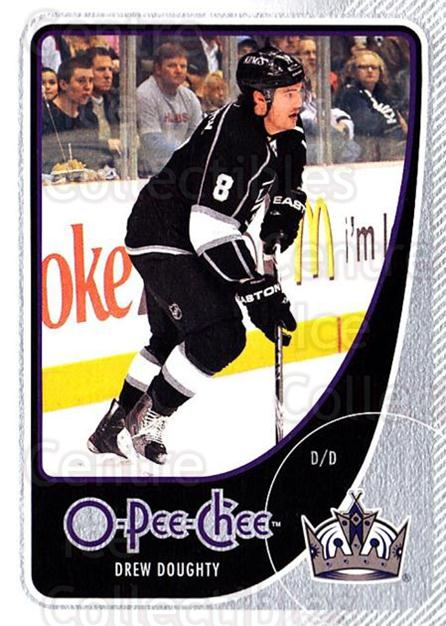 2010-11 O-Pee-Chee #71 Drew Doughty<br/>3 In Stock - $1.00 each - <a href=https://centericecollectibles.foxycart.com/cart?name=2010-11%20O-Pee-Chee%20%2371%20Drew%20Doughty...&quantity_max=3&price=$1.00&code=420290 class=foxycart> Buy it now! </a>