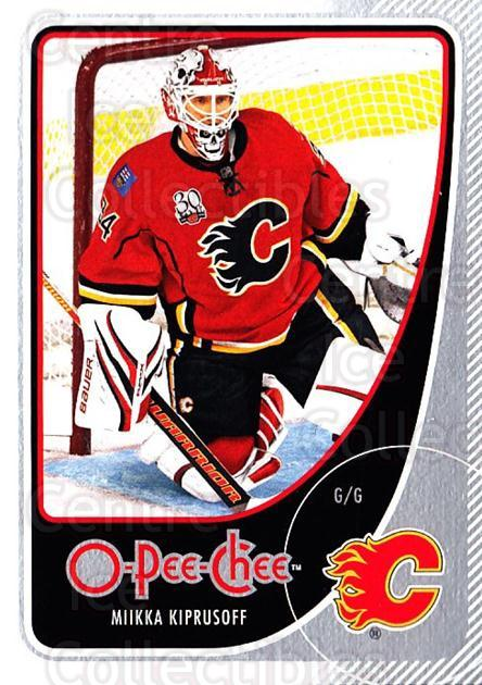 2010-11 O-Pee-Chee #76 Miikka Kiprusoff<br/>4 In Stock - $1.00 each - <a href=https://centericecollectibles.foxycart.com/cart?name=2010-11%20O-Pee-Chee%20%2376%20Miikka%20Kiprusof...&quantity_max=4&price=$1.00&code=420295 class=foxycart> Buy it now! </a>