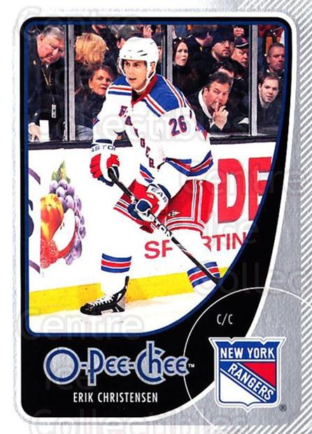 2010-11 O-Pee-Chee #77 Erik Christensen<br/>4 In Stock - $1.00 each - <a href=https://centericecollectibles.foxycart.com/cart?name=2010-11%20O-Pee-Chee%20%2377%20Erik%20Christense...&quantity_max=4&price=$1.00&code=420296 class=foxycart> Buy it now! </a>