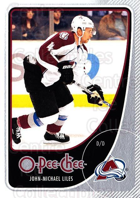 2010-11 O-Pee-Chee #86 John-Michael Liles<br/>4 In Stock - $1.00 each - <a href=https://centericecollectibles.foxycart.com/cart?name=2010-11%20O-Pee-Chee%20%2386%20John-Michael%20Li...&quantity_max=4&price=$1.00&code=420305 class=foxycart> Buy it now! </a>
