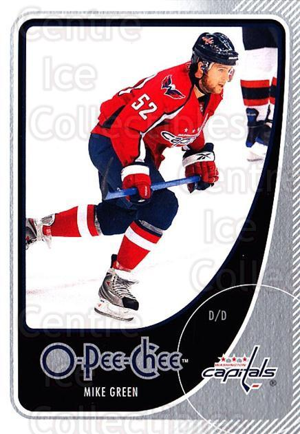 2010-11 O-Pee-Chee #88 Mike Green<br/>4 In Stock - $1.00 each - <a href=https://centericecollectibles.foxycart.com/cart?name=2010-11%20O-Pee-Chee%20%2388%20Mike%20Green...&quantity_max=4&price=$1.00&code=420307 class=foxycart> Buy it now! </a>