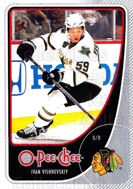 2010-11 O-Pee-Chee #93 Ivan Vishnevskiy<br/>3 In Stock - $1.00 each - <a href=https://centericecollectibles.foxycart.com/cart?name=2010-11%20O-Pee-Chee%20%2393%20Ivan%20Vishnevski...&quantity_max=3&price=$1.00&code=420312 class=foxycart> Buy it now! </a>