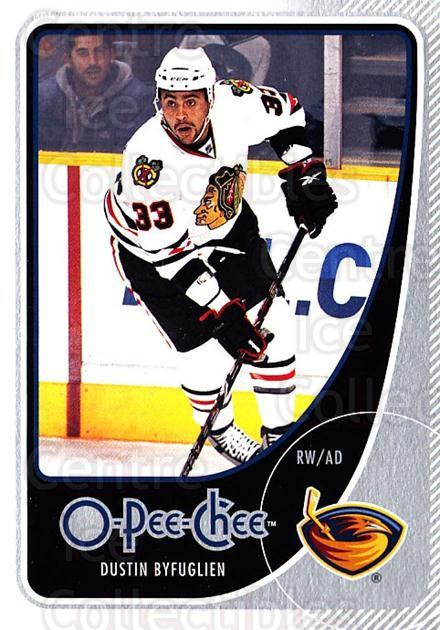 2010-11 O-Pee-Chee #131 Dustin Byfuglien<br/>3 In Stock - $1.00 each - <a href=https://centericecollectibles.foxycart.com/cart?name=2010-11%20O-Pee-Chee%20%23131%20Dustin%20Byfuglie...&quantity_max=3&price=$1.00&code=420350 class=foxycart> Buy it now! </a>