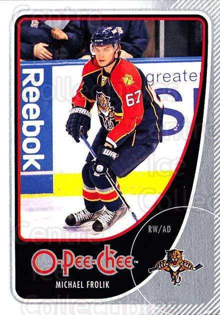 2010-11 O-Pee-Chee #142 Michael Frolik<br/>4 In Stock - $1.00 each - <a href=https://centericecollectibles.foxycart.com/cart?name=2010-11%20O-Pee-Chee%20%23142%20Michael%20Frolik...&quantity_max=4&price=$1.00&code=420361 class=foxycart> Buy it now! </a>
