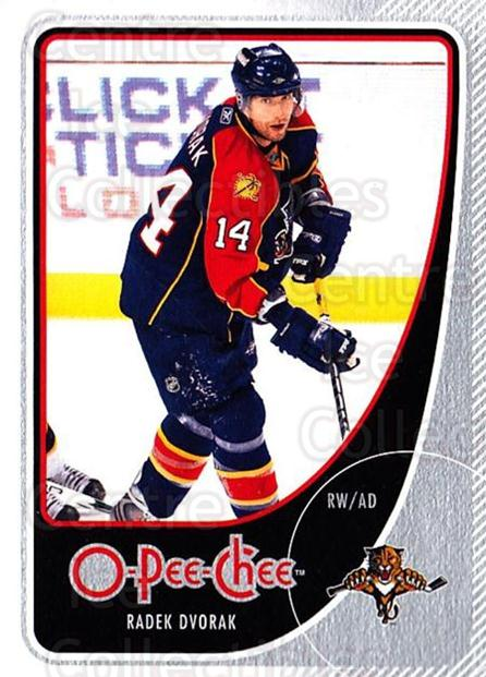 2010-11 O-Pee-Chee #147 Radek Dvorak<br/>3 In Stock - $1.00 each - <a href=https://centericecollectibles.foxycart.com/cart?name=2010-11%20O-Pee-Chee%20%23147%20Radek%20Dvorak...&quantity_max=3&price=$1.00&code=420366 class=foxycart> Buy it now! </a>