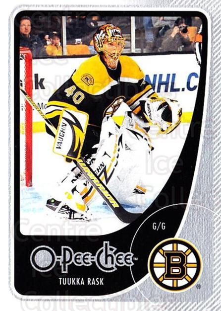 2010-11 O-Pee-Chee #161 Tuukka Rask<br/>2 In Stock - $2.00 each - <a href=https://centericecollectibles.foxycart.com/cart?name=2010-11%20O-Pee-Chee%20%23161%20Tuukka%20Rask...&quantity_max=2&price=$2.00&code=420380 class=foxycart> Buy it now! </a>