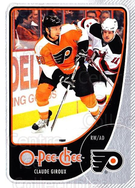 2010-11 O-Pee-Chee #165 Claude Giroux<br/>4 In Stock - $1.00 each - <a href=https://centericecollectibles.foxycart.com/cart?name=2010-11%20O-Pee-Chee%20%23165%20Claude%20Giroux...&quantity_max=4&price=$1.00&code=420384 class=foxycart> Buy it now! </a>
