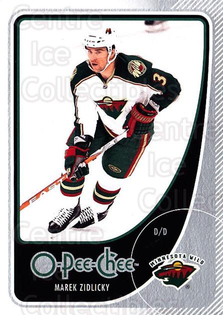 2010-11 O-Pee-Chee #169 Marek Zidlicky<br/>4 In Stock - $1.00 each - <a href=https://centericecollectibles.foxycart.com/cart?name=2010-11%20O-Pee-Chee%20%23169%20Marek%20Zidlicky...&quantity_max=4&price=$1.00&code=420388 class=foxycart> Buy it now! </a>