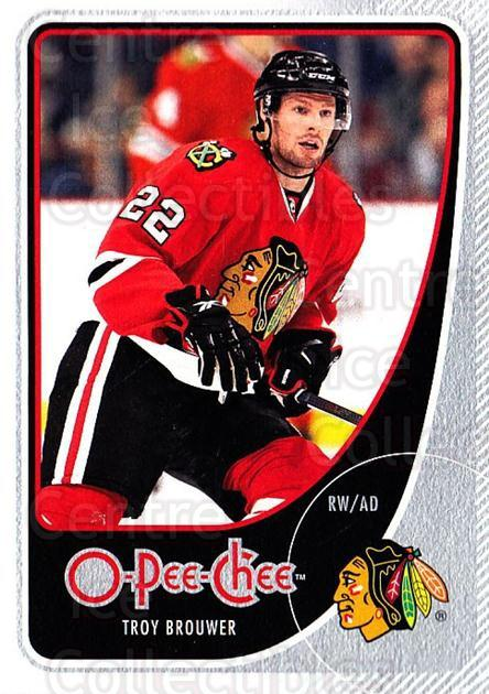 2010-11 O-Pee-Chee #181 Troy Brouwer<br/>4 In Stock - $1.00 each - <a href=https://centericecollectibles.foxycart.com/cart?name=2010-11%20O-Pee-Chee%20%23181%20Troy%20Brouwer...&quantity_max=4&price=$1.00&code=420400 class=foxycart> Buy it now! </a>