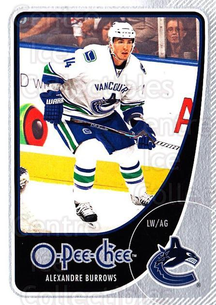2010-11 O-Pee-Chee #183 Alexandre Burrows<br/>4 In Stock - $1.00 each - <a href=https://centericecollectibles.foxycart.com/cart?name=2010-11%20O-Pee-Chee%20%23183%20Alexandre%20Burro...&quantity_max=4&price=$1.00&code=420402 class=foxycart> Buy it now! </a>