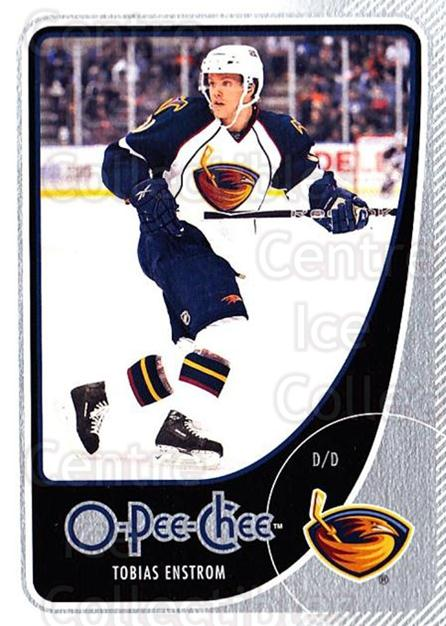 2010-11 O-Pee-Chee #186 Tobias Enstrom<br/>4 In Stock - $1.00 each - <a href=https://centericecollectibles.foxycart.com/cart?name=2010-11%20O-Pee-Chee%20%23186%20Tobias%20Enstrom...&quantity_max=4&price=$1.00&code=420405 class=foxycart> Buy it now! </a>