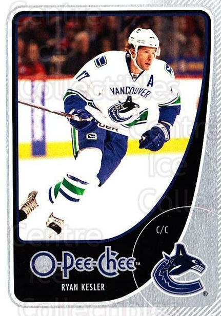 2010-11 O-Pee-Chee #190 Ryan Kesler<br/>4 In Stock - $1.00 each - <a href=https://centericecollectibles.foxycart.com/cart?name=2010-11%20O-Pee-Chee%20%23190%20Ryan%20Kesler...&quantity_max=4&price=$1.00&code=420409 class=foxycart> Buy it now! </a>