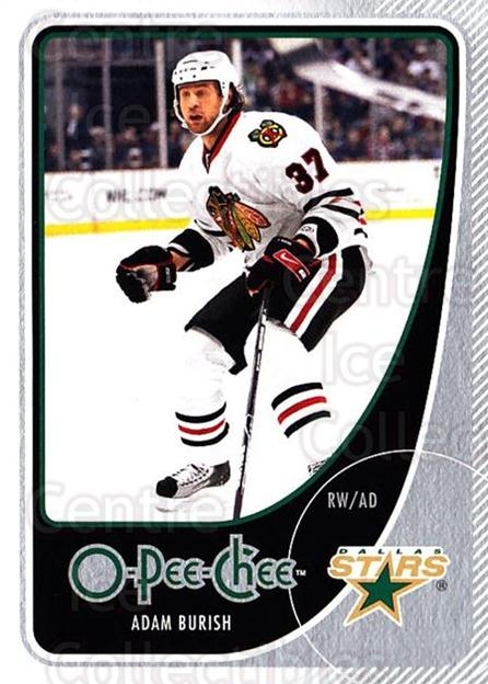 2010-11 O-Pee-Chee #197 Adam Burish<br/>4 In Stock - $1.00 each - <a href=https://centericecollectibles.foxycart.com/cart?name=2010-11%20O-Pee-Chee%20%23197%20Adam%20Burish...&quantity_max=4&price=$1.00&code=420416 class=foxycart> Buy it now! </a>