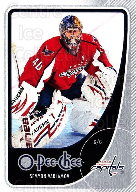 2010-11 O-Pee-Chee #199 Semyon Varlamov<br/>4 In Stock - $1.00 each - <a href=https://centericecollectibles.foxycart.com/cart?name=2010-11%20O-Pee-Chee%20%23199%20Semyon%20Varlamov...&quantity_max=4&price=$1.00&code=420418 class=foxycart> Buy it now! </a>