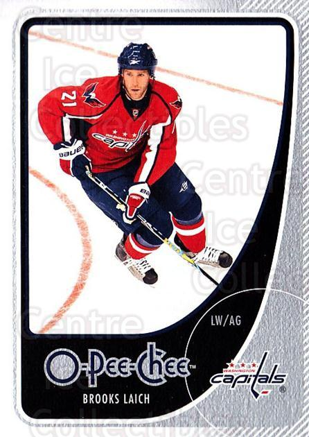 2010-11 O-Pee-Chee #203 Brooks Laich<br/>4 In Stock - $1.00 each - <a href=https://centericecollectibles.foxycart.com/cart?name=2010-11%20O-Pee-Chee%20%23203%20Brooks%20Laich...&quantity_max=4&price=$1.00&code=420422 class=foxycart> Buy it now! </a>