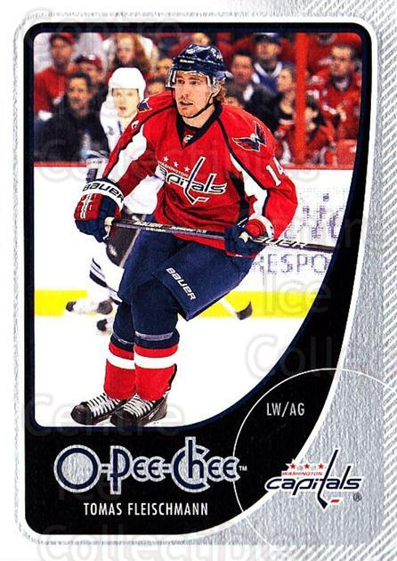 2010-11 O-Pee-Chee #211 Tomas Fleischmann<br/>4 In Stock - $1.00 each - <a href=https://centericecollectibles.foxycart.com/cart?name=2010-11%20O-Pee-Chee%20%23211%20Tomas%20Fleischma...&quantity_max=4&price=$1.00&code=420430 class=foxycart> Buy it now! </a>