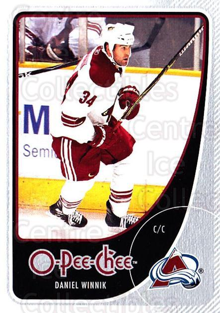 2010-11 O-Pee-Chee #222 Daniel Winnik<br/>4 In Stock - $1.00 each - <a href=https://centericecollectibles.foxycart.com/cart?name=2010-11%20O-Pee-Chee%20%23222%20Daniel%20Winnik...&quantity_max=4&price=$1.00&code=420441 class=foxycart> Buy it now! </a>
