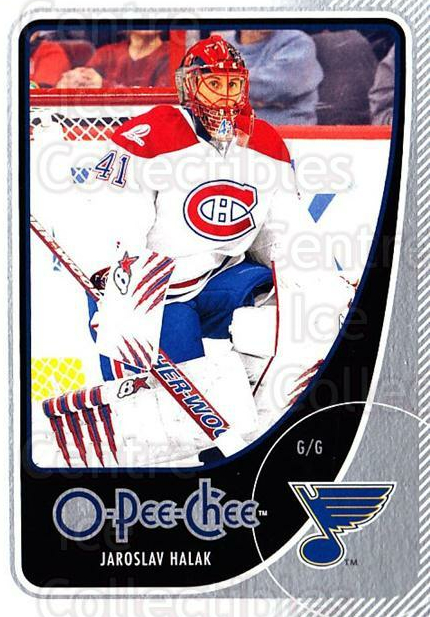 2010-11 O-Pee-Chee #232 Jaroslav Halak<br/>3 In Stock - $1.00 each - <a href=https://centericecollectibles.foxycart.com/cart?name=2010-11%20O-Pee-Chee%20%23232%20Jaroslav%20Halak...&quantity_max=3&price=$1.00&code=420451 class=foxycart> Buy it now! </a>