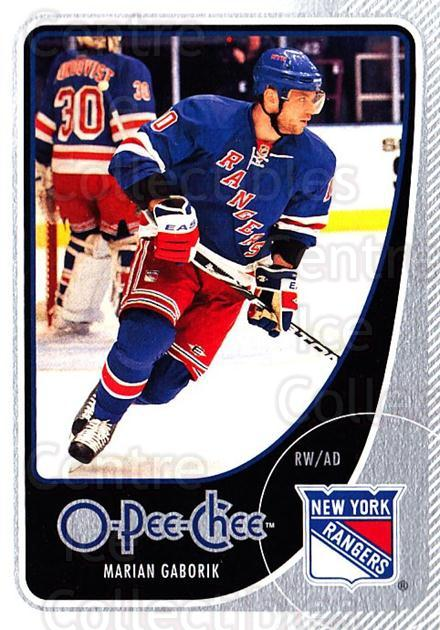 2010-11 O-Pee-Chee #240 Marian Gaborik<br/>4 In Stock - $1.00 each - <a href=https://centericecollectibles.foxycart.com/cart?name=2010-11%20O-Pee-Chee%20%23240%20Marian%20Gaborik...&quantity_max=4&price=$1.00&code=420459 class=foxycart> Buy it now! </a>