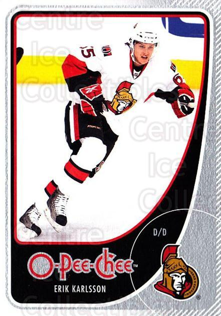 2010-11 O-Pee-Chee #245 Erik Karlsson<br/>3 In Stock - $1.00 each - <a href=https://centericecollectibles.foxycart.com/cart?name=2010-11%20O-Pee-Chee%20%23245%20Erik%20Karlsson...&quantity_max=3&price=$1.00&code=420464 class=foxycart> Buy it now! </a>