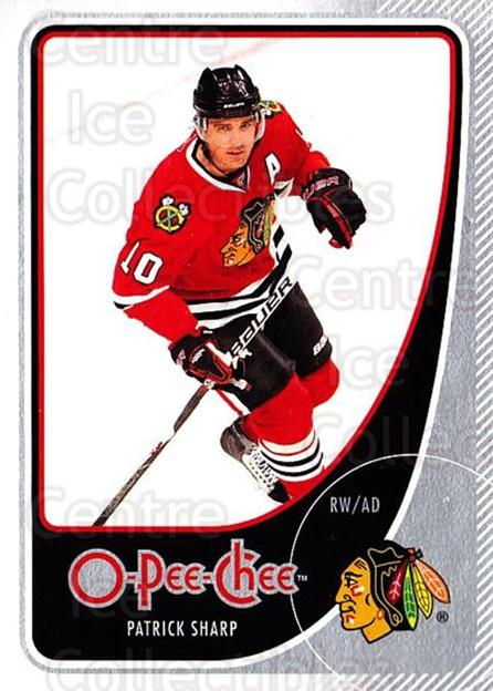 2010-11 O-Pee-Chee #257 Patrick Sharp<br/>4 In Stock - $1.00 each - <a href=https://centericecollectibles.foxycart.com/cart?name=2010-11%20O-Pee-Chee%20%23257%20Patrick%20Sharp...&quantity_max=4&price=$1.00&code=420476 class=foxycart> Buy it now! </a>