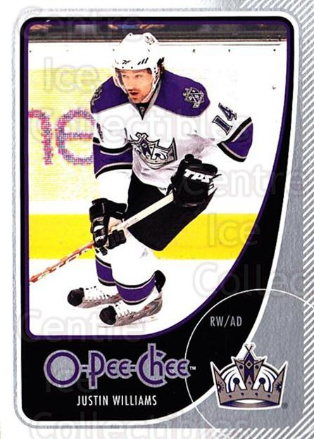 2010-11 O-Pee-Chee #260 Justin Williams<br/>4 In Stock - $1.00 each - <a href=https://centericecollectibles.foxycart.com/cart?name=2010-11%20O-Pee-Chee%20%23260%20Justin%20Williams...&quantity_max=4&price=$1.00&code=420479 class=foxycart> Buy it now! </a>