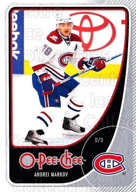 2010-11 O-Pee-Chee #265 Andrei Markov<br/>4 In Stock - $1.00 each - <a href=https://centericecollectibles.foxycart.com/cart?name=2010-11%20O-Pee-Chee%20%23265%20Andrei%20Markov...&quantity_max=4&price=$1.00&code=420484 class=foxycart> Buy it now! </a>