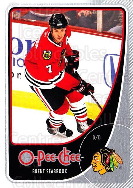 2010-11 O-Pee-Chee #266 Brent Seabrook<br/>2 In Stock - $1.00 each - <a href=https://centericecollectibles.foxycart.com/cart?name=2010-11%20O-Pee-Chee%20%23266%20Brent%20Seabrook...&quantity_max=2&price=$1.00&code=420485 class=foxycart> Buy it now! </a>