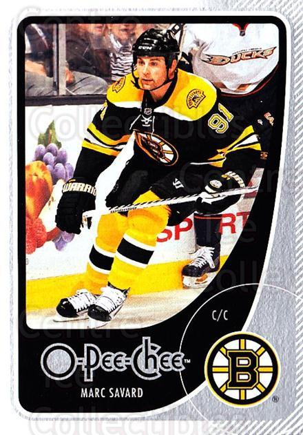 2010-11 O-Pee-Chee #267 Marc Savard<br/>4 In Stock - $1.00 each - <a href=https://centericecollectibles.foxycart.com/cart?name=2010-11%20O-Pee-Chee%20%23267%20Marc%20Savard...&quantity_max=4&price=$1.00&code=420486 class=foxycart> Buy it now! </a>