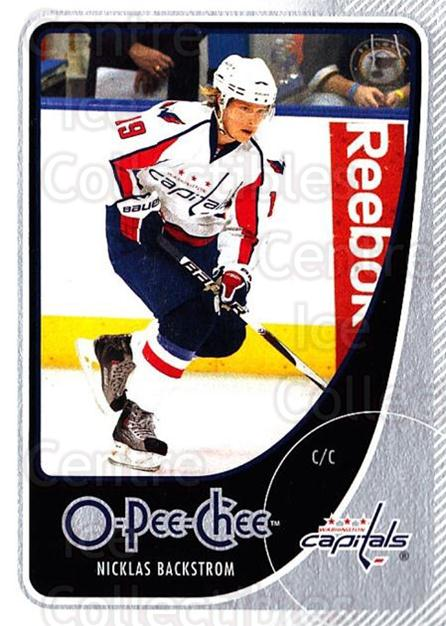 2010-11 O-Pee-Chee #281 Nicklas Backstrom<br/>3 In Stock - $1.00 each - <a href=https://centericecollectibles.foxycart.com/cart?name=2010-11%20O-Pee-Chee%20%23281%20Nicklas%20Backstr...&quantity_max=3&price=$1.00&code=420500 class=foxycart> Buy it now! </a>