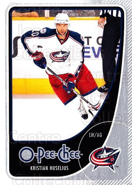 2010-11 O-Pee-Chee #283 Kristian Huselius<br/>4 In Stock - $1.00 each - <a href=https://centericecollectibles.foxycart.com/cart?name=2010-11%20O-Pee-Chee%20%23283%20Kristian%20Huseli...&quantity_max=4&price=$1.00&code=420502 class=foxycart> Buy it now! </a>