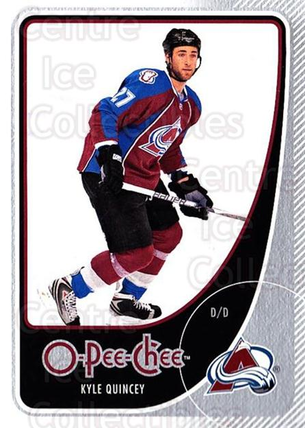 2010-11 O-Pee-Chee #323 Kyle Quincey<br/>4 In Stock - $1.00 each - <a href=https://centericecollectibles.foxycart.com/cart?name=2010-11%20O-Pee-Chee%20%23323%20Kyle%20Quincey...&quantity_max=4&price=$1.00&code=420542 class=foxycart> Buy it now! </a>