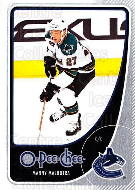 2010-11 O-Pee-Chee #358 Manny Malhotra<br/>3 In Stock - $1.00 each - <a href=https://centericecollectibles.foxycart.com/cart?name=2010-11%20O-Pee-Chee%20%23358%20Manny%20Malhotra...&quantity_max=3&price=$1.00&code=420577 class=foxycart> Buy it now! </a>