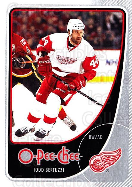 2010-11 O-Pee-Chee #366 Todd Bertuzzi<br/>3 In Stock - $1.00 each - <a href=https://centericecollectibles.foxycart.com/cart?name=2010-11%20O-Pee-Chee%20%23366%20Todd%20Bertuzzi...&quantity_max=3&price=$1.00&code=420585 class=foxycart> Buy it now! </a>
