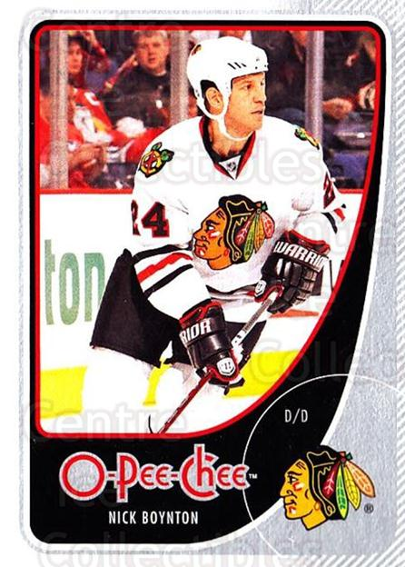 2010-11 O-Pee-Chee #367 Nick Boynton<br/>2 In Stock - $1.00 each - <a href=https://centericecollectibles.foxycart.com/cart?name=2010-11%20O-Pee-Chee%20%23367%20Nick%20Boynton...&quantity_max=2&price=$1.00&code=420586 class=foxycart> Buy it now! </a>