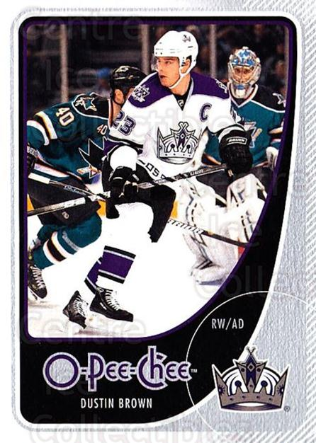 2010-11 O-Pee-Chee #397 Dustin Brown<br/>4 In Stock - $1.00 each - <a href=https://centericecollectibles.foxycart.com/cart?name=2010-11%20O-Pee-Chee%20%23397%20Dustin%20Brown...&quantity_max=4&price=$1.00&code=420616 class=foxycart> Buy it now! </a>