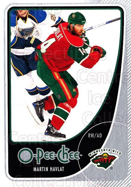 2010-11 O-Pee-Chee #476 Martin Havlat<br/>4 In Stock - $1.00 each - <a href=https://centericecollectibles.foxycart.com/cart?name=2010-11%20O-Pee-Chee%20%23476%20Martin%20Havlat...&quantity_max=4&price=$1.00&code=420695 class=foxycart> Buy it now! </a>