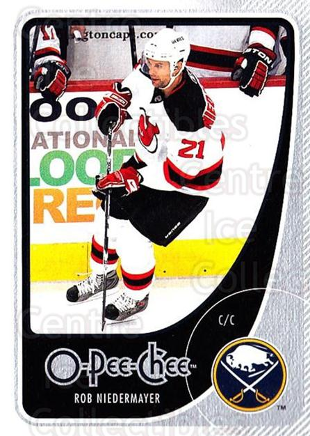2010-11 O-Pee-Chee #487 Rob Niedermayer<br/>3 In Stock - $1.00 each - <a href=https://centericecollectibles.foxycart.com/cart?name=2010-11%20O-Pee-Chee%20%23487%20Rob%20Niedermayer...&quantity_max=3&price=$1.00&code=420706 class=foxycart> Buy it now! </a>