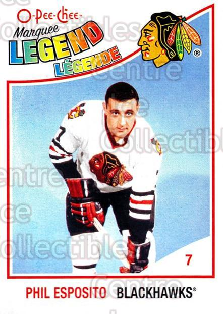 2010-11 O-Pee-Chee #561 Phil Esposito<br/>4 In Stock - $2.00 each - <a href=https://centericecollectibles.foxycart.com/cart?name=2010-11%20O-Pee-Chee%20%23561%20Phil%20Esposito...&quantity_max=4&price=$2.00&code=420780 class=foxycart> Buy it now! </a>