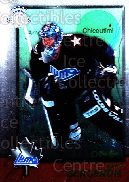 1998 Bowman CHL OPC International #102 Remi Bergeron<br/>6 In Stock - $2.00 each - <a href=https://centericecollectibles.foxycart.com/cart?name=1998%20Bowman%20CHL%20OPC%20International%20%23102%20Remi%20Bergeron...&quantity_max=6&price=$2.00&code=421012 class=foxycart> Buy it now! </a>
