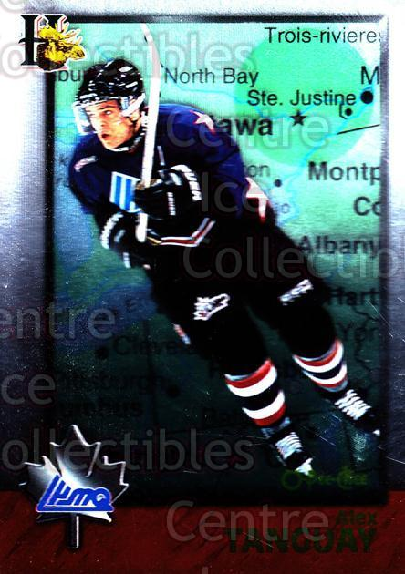 1998 Bowman CHL OPC International #108 Alex Tanguay<br/>2 In Stock - $2.00 each - <a href=https://centericecollectibles.foxycart.com/cart?name=1998%20Bowman%20CHL%20OPC%20International%20%23108%20Alex%20Tanguay...&quantity_max=2&price=$2.00&code=421018 class=foxycart> Buy it now! </a>