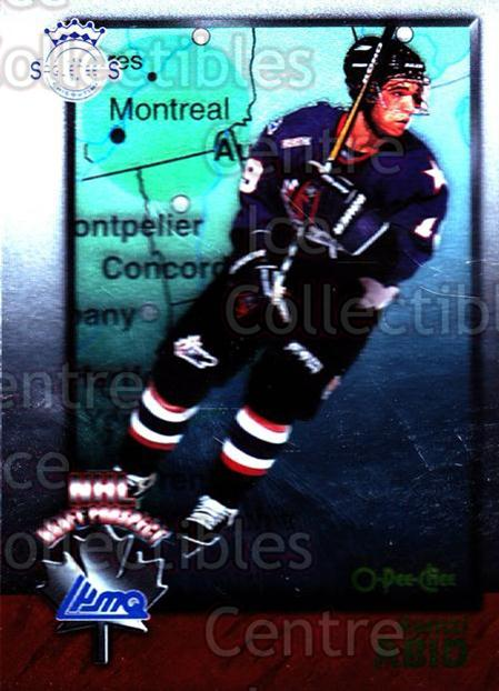 1998 Bowman CHL OPC International #121 Ramzi Abid<br/>8 In Stock - $2.00 each - <a href=https://centericecollectibles.foxycart.com/cart?name=1998%20Bowman%20CHL%20OPC%20International%20%23121%20Ramzi%20Abid...&quantity_max=8&price=$2.00&code=421033 class=foxycart> Buy it now! </a>