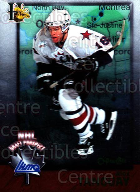 1998 Bowman CHL OPC International #152 Alex Tanguay<br/>2 In Stock - $2.00 each - <a href=https://centericecollectibles.foxycart.com/cart?name=1998%20Bowman%20CHL%20OPC%20International%20%23152%20Alex%20Tanguay...&quantity_max=2&price=$2.00&code=421066 class=foxycart> Buy it now! </a>