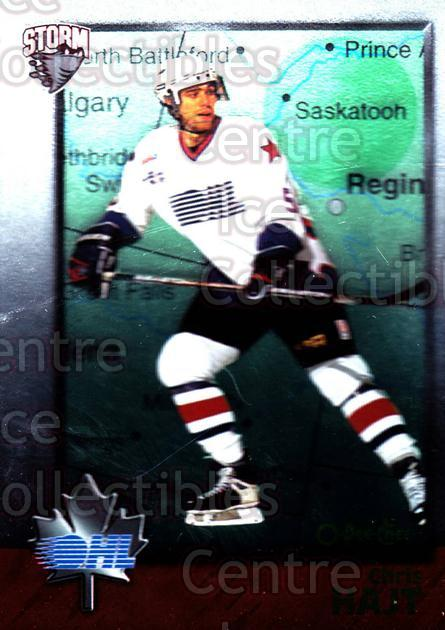 1998 Bowman CHL OPC International #2 Chris Hajt<br/>6 In Stock - $2.00 each - <a href=https://centericecollectibles.foxycart.com/cart?name=1998%20Bowman%20CHL%20OPC%20International%20%232%20Chris%20Hajt...&quantity_max=6&price=$2.00&code=421084 class=foxycart> Buy it now! </a>