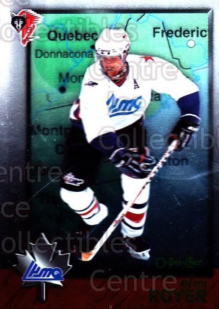 1998 Bowman CHL OPC International #87 Remi Royer<br/>1 In Stock - $2.00 each - <a href=https://centericecollectibles.foxycart.com/cart?name=1998%20Bowman%20CHL%20OPC%20International%20%2387%20Remi%20Royer...&quantity_max=1&price=$2.00&code=421157 class=foxycart> Buy it now! </a>