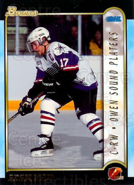 1999 Bowman CHL Gold #148 Adam Mair<br/>2 In Stock - $5.00 each - <a href=https://centericecollectibles.foxycart.com/cart?name=1999%20Bowman%20CHL%20Gold%20%23148%20Adam%20Mair...&quantity_max=2&price=$5.00&code=421240 class=foxycart> Buy it now! </a>