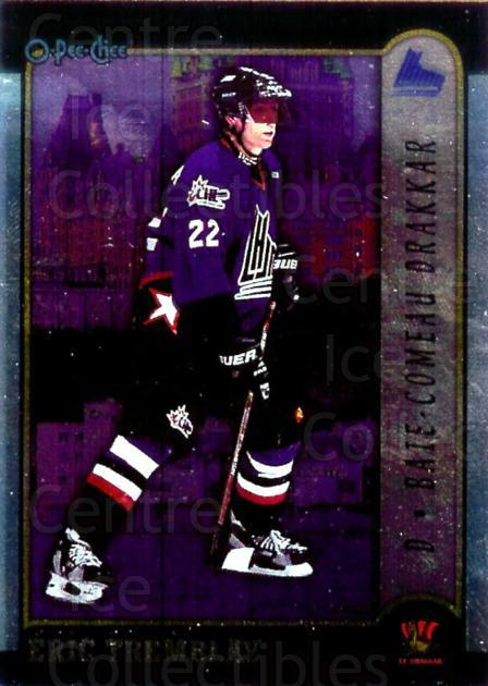 1999 Bowman CHL OPC International #46 Eric Tremblay<br/>3 In Stock - $2.00 each - <a href=https://centericecollectibles.foxycart.com/cart?name=1999%20Bowman%20CHL%20OPC%20International%20%2346%20Eric%20Tremblay...&quantity_max=3&price=$2.00&code=421391 class=foxycart> Buy it now! </a>