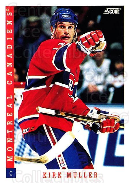 1993-94 Score Canadian #234 Kirk Muller<br/>4 In Stock - $1.00 each - <a href=https://centericecollectibles.foxycart.com/cart?name=1993-94%20Score%20Canadian%20%23234%20Kirk%20Muller...&quantity_max=4&price=$1.00&code=4213 class=foxycart> Buy it now! </a>
