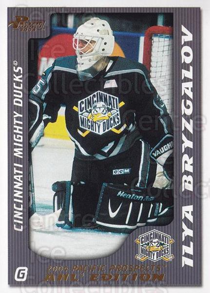 2003-04 Pacific AHL Prospects Gold #16 Ilya Bryzgalov<br/>5 In Stock - $2.00 each - <a href=https://centericecollectibles.foxycart.com/cart?name=2003-04%20Pacific%20AHL%20Prospects%20Gold%20%2316%20Ilya%20Bryzgalov...&quantity_max=5&price=$2.00&code=421699 class=foxycart> Buy it now! </a>