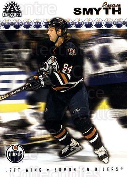 2001-02 Adrenaline Retail #78 Ryan Smyth<br/>3 In Stock - $1.00 each - <a href=https://centericecollectibles.foxycart.com/cart?name=2001-02%20Adrenaline%20Retail%20%2378%20Ryan%20Smyth...&quantity_max=3&price=$1.00&code=422353 class=foxycart> Buy it now! </a>